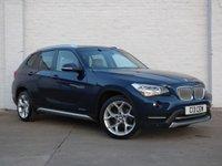 2012 BMW X1 2.0 XDRIVE20D XLINE 5d 181 BHP £9950.00
