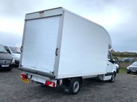 USED 2014 63 MERCEDES-BENZ SPRINTER 2.1 316 CDI LWB LUTON 163 BHP ONE OWNER, FULL DEALER HISTORY, FACELIFT LUTON,
