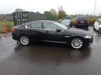 USED 2013 62 JAGUAR XF 2.2 D PREMIUM LUXURY 4d AUTO 200 BHP IN BLACK WITH BLACK LEATHER AND 90000 MILES. APPROVED CARS ARTE PLEASED TO OFFER THIS JAGUAR XF 2.2 D PREMIUM LUXURY 4d AUTO 200 BHP IN BLACK WITH BLACK LEATHER INTERIOR,REVERSE CAMERA,SAT NAV,REAR PARKING SENSORS,CRUISE CONTROL,ELECTRIC SEATS,HEATER SEATS AND MUCH MORE WITH A FULL SERVICE HISTORY MOSTLY JAGUAR.A GREAT LOOKING AND DRIVING XF AT SENSIBLE MONEY.
