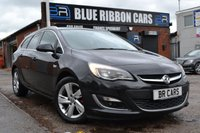 USED 2013 13 VAUXHALL ASTRA 2.0 SRI CDTI S/S 5d 163 BHP 1 PREVIOUS OWNER, FSH