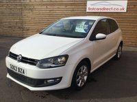 2013 VOLKSWAGEN POLO 1.2 MATCH 3d 1 PREVIOUS OWNER  £5399.00