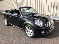 2015 MINI CONVERTIBLE 1.6 COOPER 122 BHP PETROL CHILI PACK £11995.00