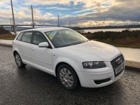 USED 2008 08 AUDI A3 1.4 TFSI 5d 123 BHP FULL SERVICE RECORD *  2 PREVIOUS KEEPERS *   ALLOY WHEELS *  CLIMATE CONTROL *