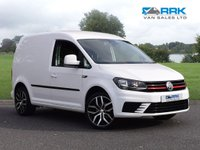 USED 2017 17 VOLKSWAGEN CADDY 2.0 C20 TDI STARTLINE 1d 101 BHP Stunning Van , Great Specification, Full Service History , 1 Owner