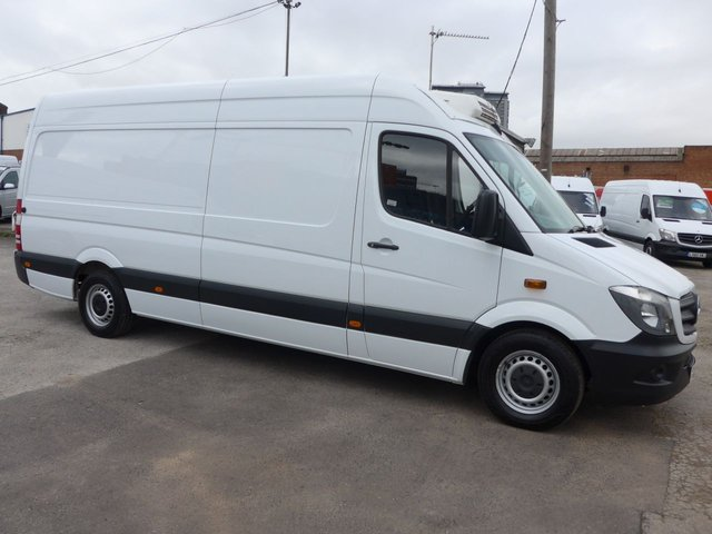 2014 Mercedes-Benz Sprinter 313 CDI Lwb £8,495