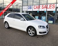 USED 2010 60 AUDI A3 1.6 MPI SE TECHNIK 3d 101 BHP NO DEPOSIT AVAILABLE, DRIVE AWAY TODAY!!