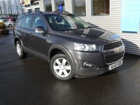 2014 CHEVROLET CAPTIVA