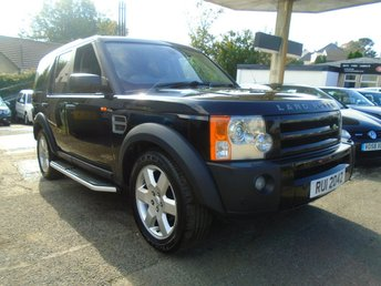 2006 LAND ROVER DISCOVERY 2.7 3 TDV6 HSE 5d AUTO 188 BHP £6495.00