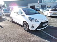 2018 TOYOTA YARIS 1.0 VVT-I ICON 5d 69 BHP £SOLD