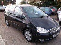 USED 2006 55 FORD GALAXY 1.9 GHIA TDI 5d AUTO 115 BHP