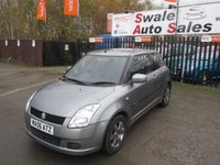 USED 2006 06 SUZUKI SWIFT 1.3 GL 3d 91 BHP FINANCE AVAILABLE FORM £23 PER WEEK OVER TWO YEARS - SEE FINANCE LINK