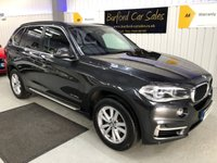 USED 2014 14 BMW X5 3.0 30d SE xDrive (s/s) 5dr