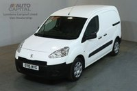 USED 2015 15 PEUGEOT PARTNER 1.6 HDI PROFESSIONAL L1 625 75 BHP SWB AIR CON AIR CONDITIONING SPARE KEY
