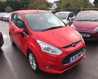 USED 2015 15 FORD B-MAX 1.6 TITANIUM AUTOMATIC THIS VEHICLE IS AT SITE 1 - TO VIEW CALL US ON 01903 892224