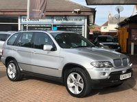 USED 2005 55 BMW X5 3.0 D SPORT 5d 215 BHP Free MOT for Life