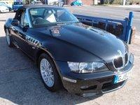 2002 BMW Z3 2.2 Z3 ROADSTER 2d 168 BHP £7995.00