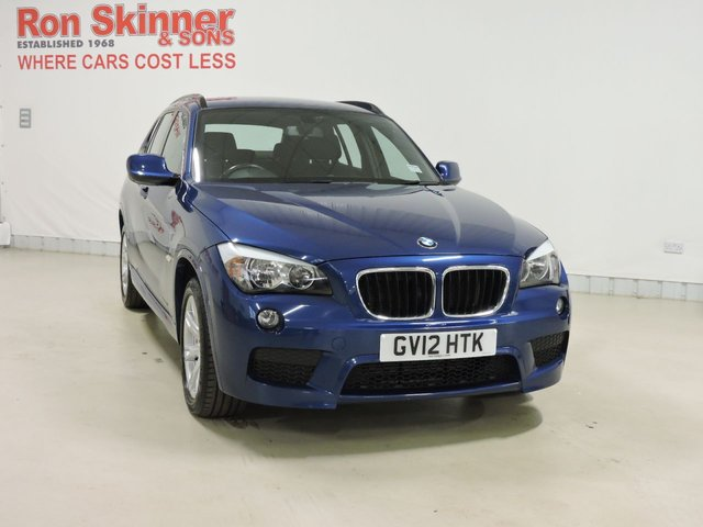 View our 2012 12 BMW X1 2.0 XDRIVE20D M SPORT 5d 174 BHP