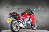 USED 2013 63 HONDA VFR1200F - USED MOTORBIKE, NATIONWIDE DELIVERY. GOOD & BAD CREDIT ACCEPTED, OVER 500+ BIKES IN STOCK