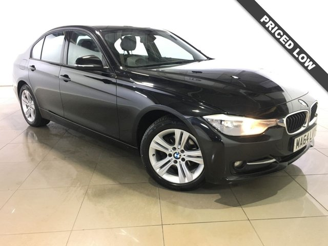 View our 2014 64 BMW 3 SERIES 2.0 316D SPORT 4d 114 BHP