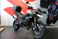 USED 2013 13 TRIUMPH TIGER 800 XC  ABS***TOP-BOX & HEATED GRIPS & FOG LAMPS & MORE***