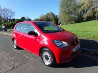2015 SEAT MII 1.0 S 3d 59 BHP £4295.00