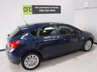"""USED 2011 61 VAUXHALL ASTRA 1.7 EXCITE CDTI 5d 108 BHP GREAT CAR AT A GREAT PRICE, FINISHED IN GLEAMING METALLIC BLUE,   17"""" MULTI SPOKE ALLOY WHEELS, DAB RADIO CD WITH A  7 SPEAKERS SOUND SYSTEM, ELEC WINDOWS, CRUISE CONTROL, IMMOBILISER, AUDIO CONTROLS ON STEERING WHEEL, ELEC ADJUSTABLE HEATED MIRRORS, REMOTE CENTRAL DEADLOCK, BODY COLOUR BUMPERS/MIRRORS,  BLUETOOTH PHONE PREP + MORE"""
