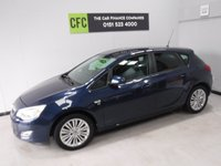2011 VAUXHALL ASTRA 1.7 EXCITE CDTI 5d 108 BHP £5990.00