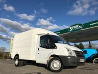 USED 2007 07 FORD TRANSIT 2.4 350 MWB 1d 100 BHP Direct BT, Only 46,000 Miles, Box Van, Mobile Workshop.