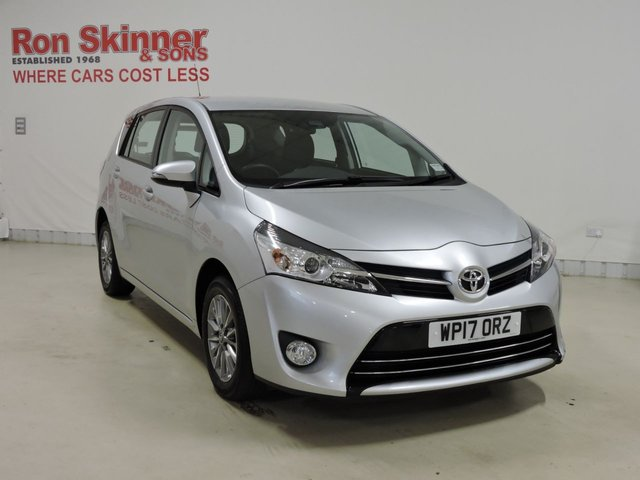 View our 2017 17 TOYOTA VERSO 1.6 VALVEMATIC ICON 5d 131 BHP