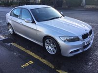 USED 2010 60 BMW 3 SERIES 2.0 318D M SPORT 4d 141 BHP OUR  PRICE INCLUDES A 6 MONTH AA WARRANTY DEALER CARE EXTENDED GUARANTEE, 1 YEARS MOT AND A OIL & FILTERS SERVICE. 6 MONTHS FREE BREAKDOWN COVER.  FULL SERVICE HISTORY !  CALL US NOW FOR MORE INFORMATION OR TO BOOK A TEST DRIVE ON 01315387070 !! !! LIKE AND SHARE OUR FACEBOOK PAGE !!