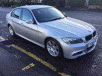 2010 BMW 3 SERIES 2.0 318D M SPORT 4d 141 BHP £7900.00