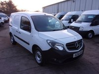 2016 MERCEDES-BENZ CITAN 1.5 109 CDI BLUEEFFICIENCY 90 BHP £5750.00