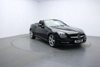 2013 MERCEDES-BENZ SLK 2.1 SLK250 CDI BLUEEFFICIENCY AMG SPORT 2d AUTO 204 BHP £13695.00