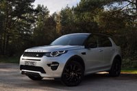 2017 LAND ROVER DISCOVERY SPORT 2.0 TD4 HSE DYNAMIC LUX 5d AUTO 180 BHP £34995.00
