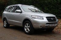 2009 HYUNDAI SANTA FE 2.2 GSI CRTD 5d 148 BHP £3795.00