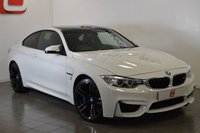 USED 2015 64 BMW M4 3.425 M DCT (S/S) ONLY 8,000 MILES  VERY LOW MILES + BEST VALUE IN THE UK