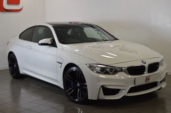 2015 BMW M4 3.425 M DCT (S/S) ONLY 8,000 MILES  £33995.00