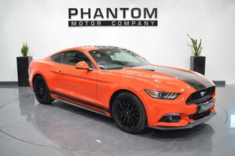 2016 FORD MUSTANG 5.0 GT 2d 410 BHP £29940.00