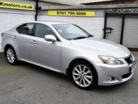 2009 LEXUS IS 2.2 220D SE-I 4d 175 BHP £4350.00