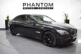 2012 BMW 7 SERIES 3.0 730LD M SPORT 4d AUTO 242 BHP £18490.00