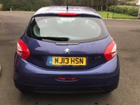 USED 2013 13 PEUGEOT 208 1.2 ACTIVE 3d 82 BHP