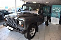 USED 2014 64 LAND ROVER DEFENDER 2.2 TD UTILITY WAGON 122 BHP LOW MILES 4x4 WITH DIFF LOCK