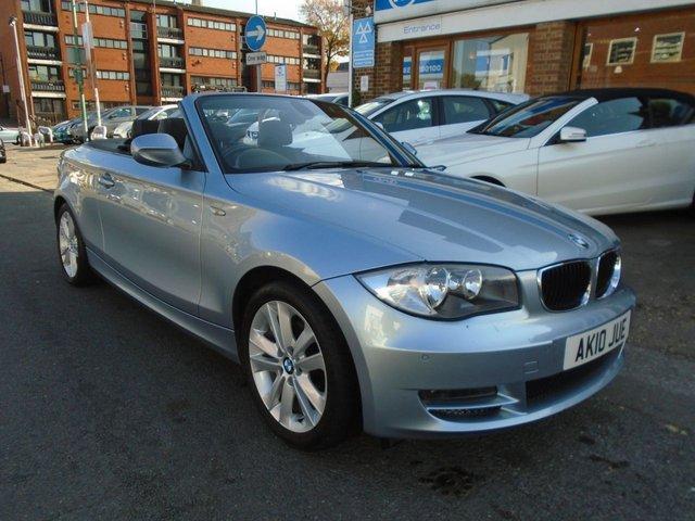 2010 10 BMW 1 SERIES 2.0 118I SPORT 2d 141 BHP NO ULEZ CHARGE