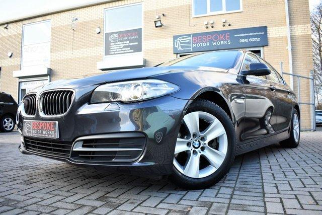 2013 63 BMW 5 SERIES 520D SE AUTOMATIC