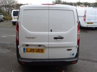 USED 2015 15 FORD TRANSIT CONNECT 1.6 210 P/V 1d 74 BHP