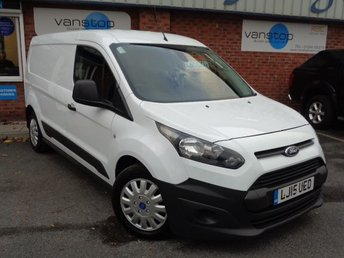 2015 FORD TRANSIT CONNECT 1.6 210 P/V 1d 74 BHP £6500.00