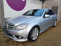 2009 MERCEDES-BENZ C CLASS 1.6 C180 KOMPRESSOR BLUEEFFICIENCY SE 4d AUTO 156 BHP £6995.00