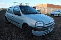 2001 RENAULT CLIO 1.1 GRANDE 5d 59 BHP £550.00