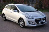 2016 HYUNDAI I30 1.6 SE 5d AUTO 118 BHP £9995.00