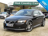 USED 2008 58 VOLVO C30 2.5 T5 SE SPORT 3d AUTO 230 BHP Huge Specification, Demo + 1 Owner From New